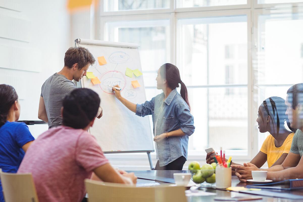 Le Neurofeedback pour optimiser votre écoute et la gestion de projet au sein de votre entreprise.
