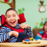 Paralysie cérébrale et neurofeedback